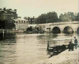 Early picture of Maidenhead Rowing Club
